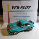 Slot Cars: PORSCHE 934 VAILLANT DE NINCO. Lote 161174222