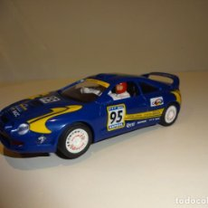 Slot Cars: NINCO. TOYOTA CELICA ED.LTA. RACC 1995. Lote 161279282