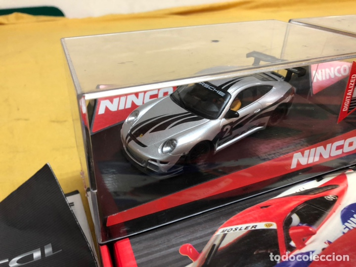 Kit ninco digital ampliado con coches