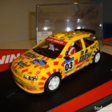 Slot Cars: NINCO. FIAT PUNTO RACC. COSTA BRAVA 2003. REF. 50315. Lote 287141133