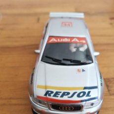 Slot Cars: COCHE SCALEXTRIC AUDI 4 NINCO VINYES. Lote 163495770