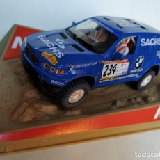 Slot Cars: NINCO BMW X5. Lote 163977406