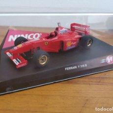 Slot Cars: COCHE SCALEXTRIC DE NINCO FERRARI F 310 B Nº6. Lote 164208410