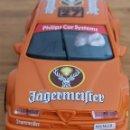 Slot Cars: COCHE SCALEXTRIC NINCO ALFA ROMEO 155 V6 JAGGER. Lote 164270742