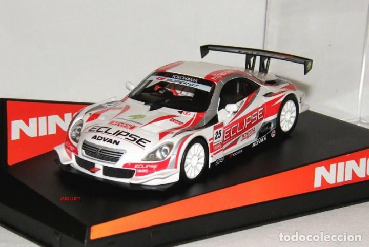 LEXUS SC430 ECLIPSE NINCO 50492 (Juguetes - Slot Cars - Ninco)