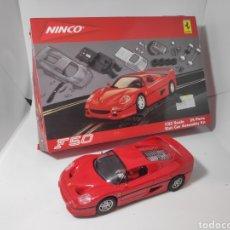 Slot Cars: NINCO FERRARI F50 KIT REF. 50415. Lote 164655568