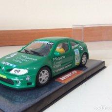 Slot Cars: RENAULT MEGANE NINCO. Lote 165164158