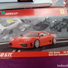 Slot Cars: FERRARI 360 KIT NINCO SLOT CAR. Lote 165814246