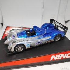 Slot Cars: NINCO ACURA LMP LOWE S REF. 50515. Lote 166541037