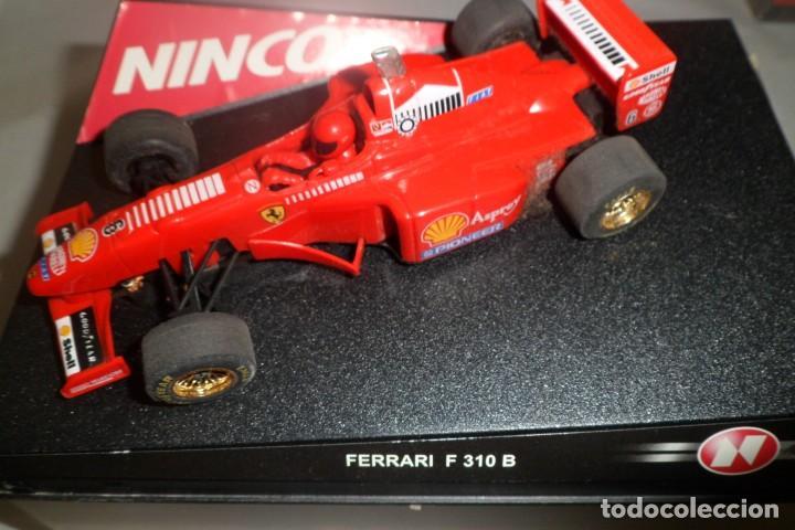 SLOT CAR NINCO F1 FERRARI F 310 B REF. 50163 (Juguetes - Slot Cars - Ninco)