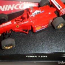 Slot Cars: SLOT CAR NINCO F1 FERRARI F 310 B REF. 50163. Lote 166784606