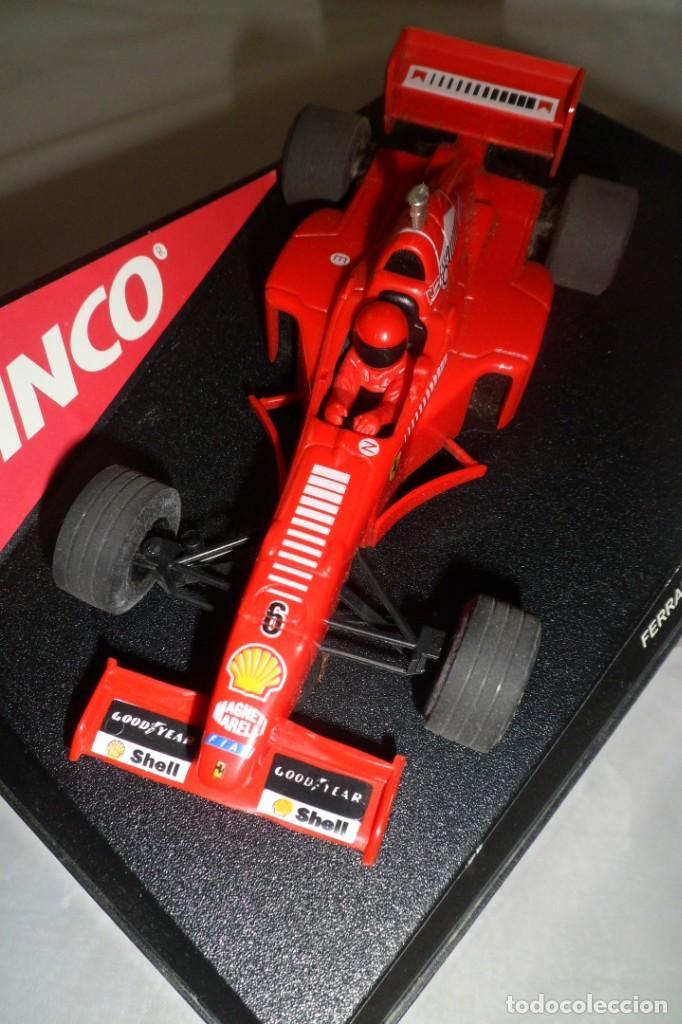 Slot Cars: SLOT CAR NINCO F1 FERRARI F 310 B REF. 50163 - Foto 2 - 166784606