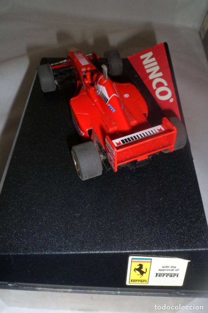 Slot Cars: SLOT CAR NINCO F1 FERRARI F 310 B REF. 50163 - Foto 3 - 166784606