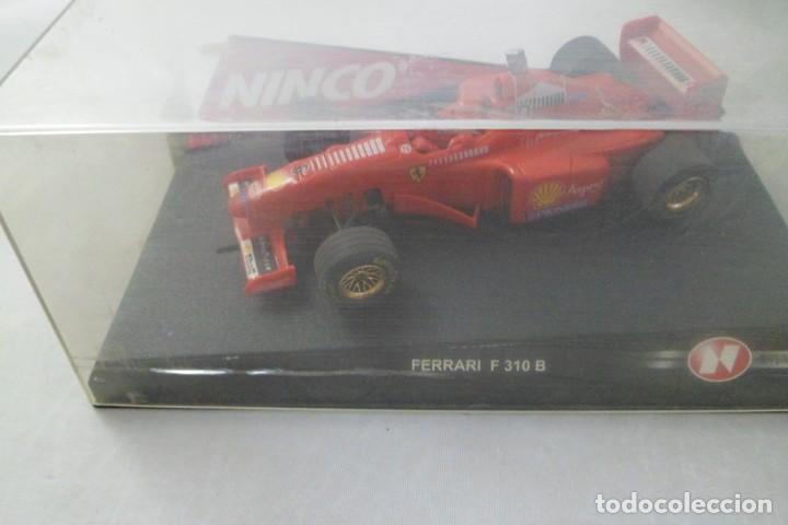 Slot Cars: SLOT CAR NINCO F1 FERRARI F 310 B REF. 50163 - Foto 6 - 166784606