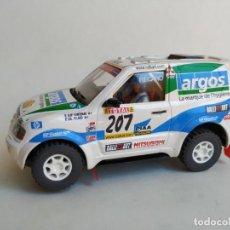 Slot Cars: MITSU ARGOS. Lote 166813034