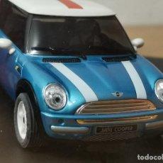 Slot Cars: COCHE SCALEXTRIC NINCO MINI COOPER ENGLAND REF.50311 2003. Lote 166931080