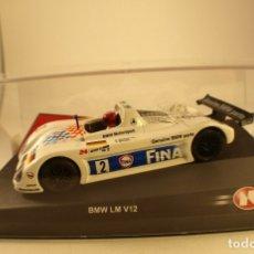 "Slot Cars: NINCO 50193 BMW V12 LMR ""FINA Nº 2"". Lote 167465236"