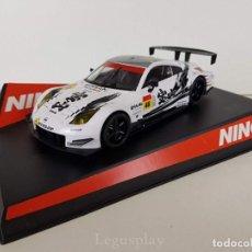 Slot Cars: NINCO50477NISSAN 350ZTEAM HOUZAN. Lote 167470724