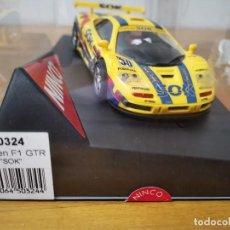 Slot Cars - Coche scalextric McLaren F1 GTR Sok de la marca Ninco ref.50324 - 167984584