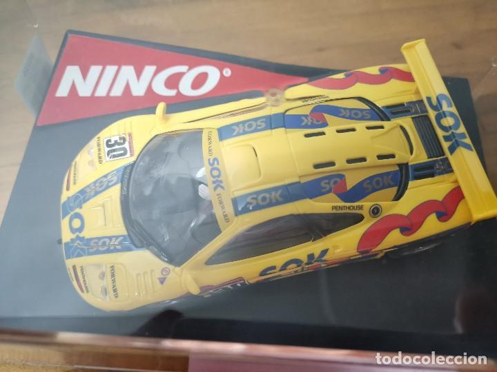 Slot Cars: Coche scalextric McLaren F1 GTR Sok de la marca Ninco ref.50324 - Foto 5 - 167984584