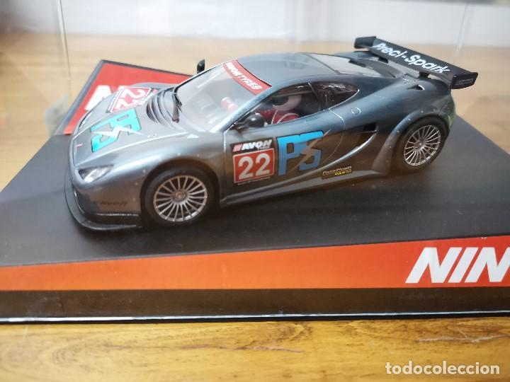 COCHE SCALEXTRIC NINCO ASCARI KZ1 PS REF.50487 (Juguetes - Slot Cars - Ninco)