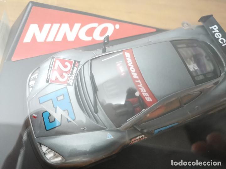 Slot Cars: Coche scalextric Ninco Ascari Kz1 Ps ref.50487 - Foto 2 - 167987080
