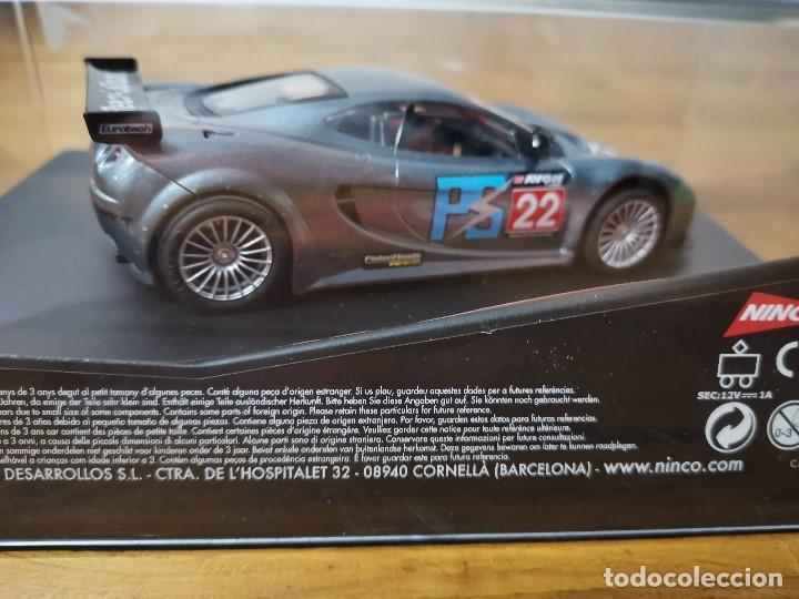 Slot Cars: Coche scalextric Ninco Ascari Kz1 Ps ref.50487 - Foto 4 - 167987080