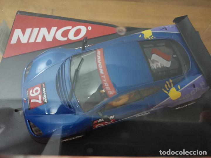 Slot Cars: Coche scalextric slot de NInco Ascari Hanscam nº97 ref.50463 - Foto 2 - 167990836