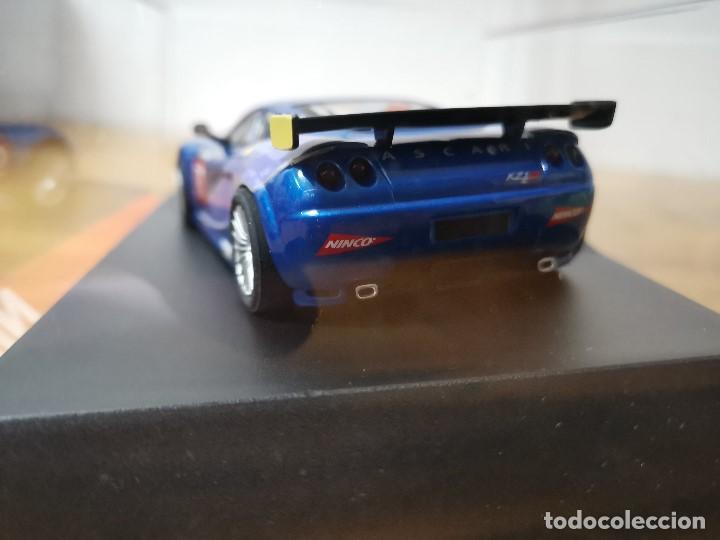 Slot Cars: Coche scalextric slot de NInco Ascari Hanscam nº97 ref.50463 - Foto 3 - 167990836