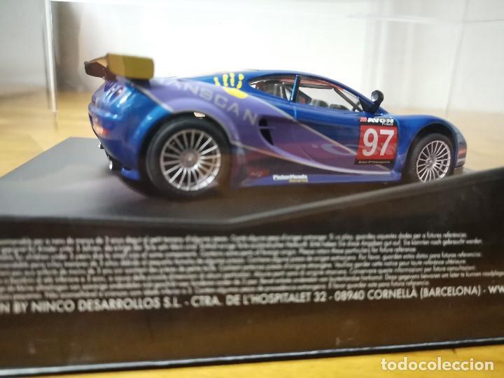 Slot Cars: Coche scalextric slot de NInco Ascari Hanscam nº97 ref.50463 - Foto 4 - 167990836