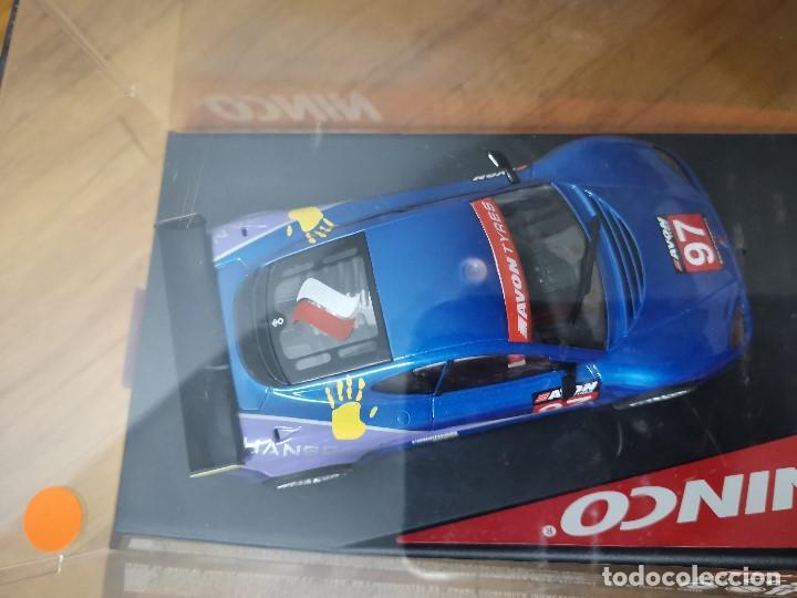 Slot Cars: Coche scalextric slot de NInco Ascari Hanscam nº97 ref.50463 - Foto 6 - 167990836