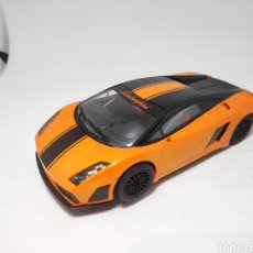 Slot Cars: NINCO LAMBORGHINI GALLARDO NARANJA. Lote 168870537