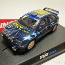 Slot Cars: SEAT CORDOBA WRC REF. 50182 NINCO NUEVO. Lote 168977792