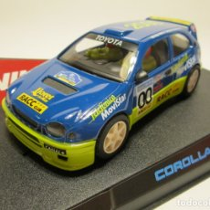 Slot Cars: TOYOTA COROLLA WRC REF. 50202 NINCO. Lote 168977988