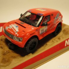 Slot Cars: BOWLER NEMESIS CRISTALBOX NINCO NUEVO. Lote 168978160