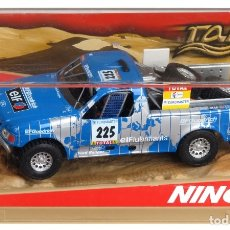 Slot Cars: NINCO 50329 - FORD RANGER PRO TRUCK ELF. Lote 168956636