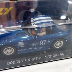 Slot Cars: FLY REFERENCIA A2 - VIPER AZUL. Lote 169360596