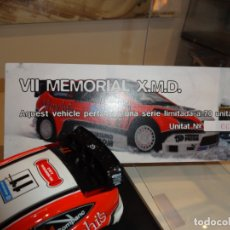 Slot Cars: NINCO. FORD FOCUS WRC. MUNCHIS. ED. ESP. X.M.D. 2009. Lote 192099113