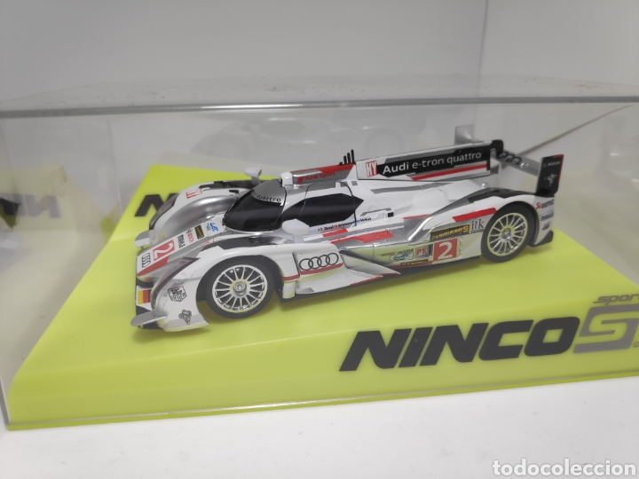 NINCO AUDI R18 N2 ULTRA REF. 50694 (Juguetes - Slot Cars - Ninco)