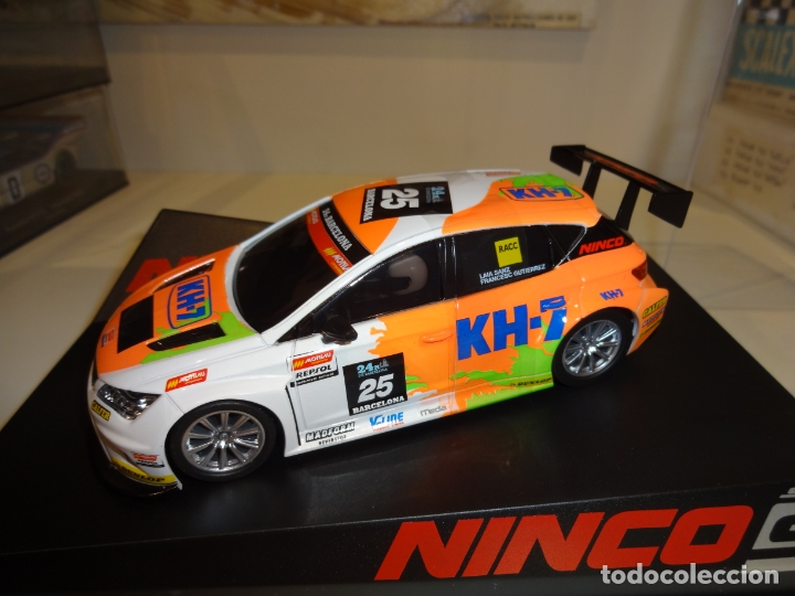 NINCO  Seat Leon CUP Racer KH-7  Ref  50656