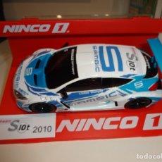 Slot Cars: NINCO. RENAULT MEGANE TROPHY09. ED. DREAM SLOT 2010. Lote 170123644