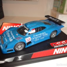 Slot Cars: NINCO. MERCEDES CLK GTR ORIGINAL. REF. 50174. Lote 170124476