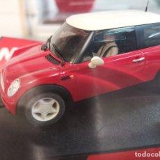 Slot Cars: COCHE SCALEXTRIC DE NINCO MINI COOPER RED REF.50275 DEL 2002 . Lote 170301488
