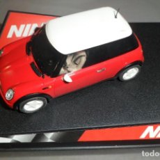 Slot Cars: SLOT CAR NINCO MINI COOPER. Lote 170540240