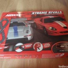 Slot Cars: NINCO CIRCUITO XTREME RIVALS. Lote 171831912