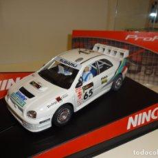 Slot Cars: NINCO. SUBARU WRC PRORACE 2003. EL PRIMERO!. REF. 50322. Lote 172253035