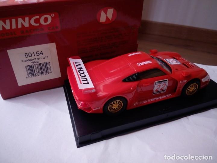 Slot Cars: NINCO - 50154 PORSCHE 911 GTI BMS NINCO LUCHINI - Foto 3 - 46198381