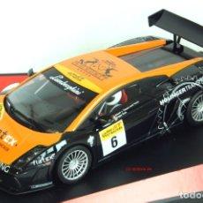Slot Cars: NINCO 50447 LAMBORGHINI GALLARDO FLATEX. Lote 171636969