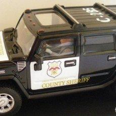 Slot Cars: NINCO 50456 HUMMER H 2 COUNTY SHERIFF. Lote 31136784