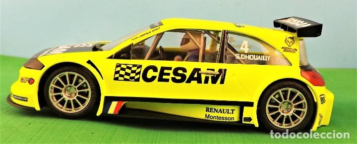 Slot Cars: Slot Ninco Renault Megane CESAM - Foto 2 - 174149269